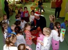 Mikulášske darčeky deťom Mš