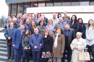 Návšteva divadla v Prešove