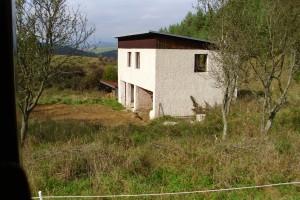 Odvodnenie budovy CVČ (strelnice)