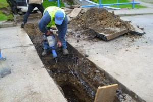 Realizácia kanalizačnej prípojky