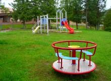 Realizácia detského ihriska