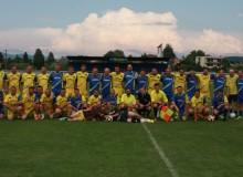 60. výročie futbalu v Olcnave