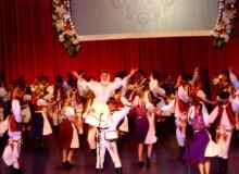 Kult. predstavenie Šarišanu v Prešove