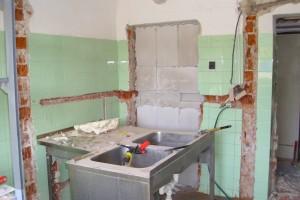 Rekonštrukcia školskej jedálne